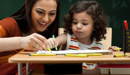 Benefits of Montessori teacher